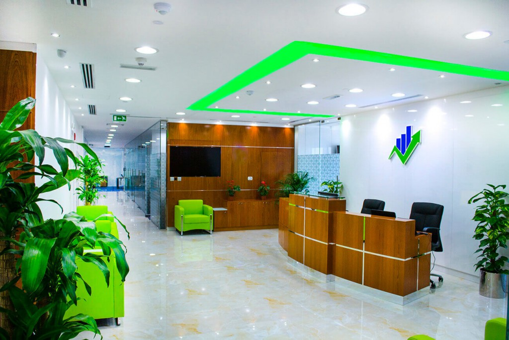 Advantages Of Serviced Offices: