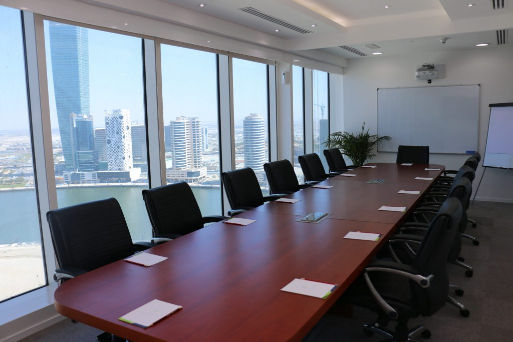meeting rooms in Business bay